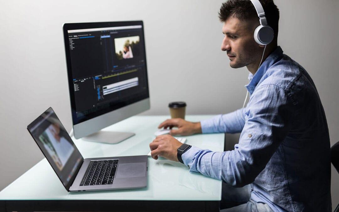 Nuevo curso online de Iniciación a la Edición de vídeo